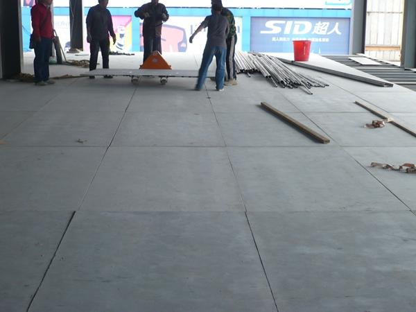 钢结构楼板 (11)